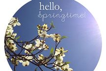 Spring Has Sprung / Decorations