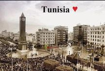 I love Tunisia / by Gina Ghrayri