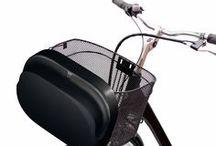 LOC Gear | Cesta con candado / LOC Gear ofrece Bike Basketlid, una cesta con tapadera para proteger tus cosas personales de los robos y de la lluvia. www.avantum.bike