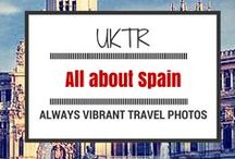 Travel to Spain / Travelling through Spain - the beauty of Spain through the eye of the camera #travel #Spain