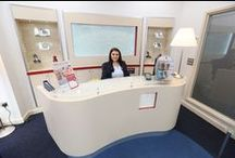 Maddox Street Hearing Centre Opening / The opening day of our Hearing Centre in Maddox Street, London