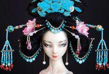 Marina Bychkova ~ Enchanted Dolls / by Bluebell Knoll