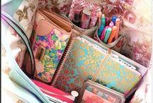 Agenda ~ plaNNer lOve / Organize this, organize that!