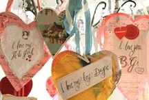 ARTistic heART lOve / All things heART . . . Heart shaped art, crafts, softies, small little happies, leaves, tree branches, rocks . . . Anything that's heart shaped whether natural or manmade.