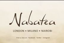 Nabatea's gallery / Nabatea represents all that is about beauty, fashion, art and design. It seeks and selects extraordinary pieces from all over the world for a discerned and sophisticated clientele and inspires them to blend them together to create an exclusive and individual style. All products are sourced from artisans and niche productions and most of them are hand-made and unique in their kind.