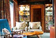 Mid-Century Tahoe Cabin Style