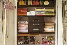 Organize / by Amanda Proctor