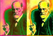 """Sigmund Freud / """"Sometimes a cigar is just a cigar."""""""