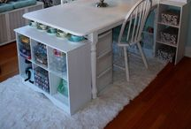 Home - Craft room / Craft room  / by Stephanie Gray