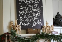 Oh Christmas!!! / by Naomi Johnson