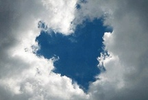 Clouds are like Sunshine to me! / I love a cloudly day.... / by Martha Alvarez