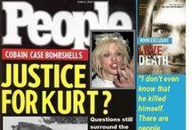 Kurt Cobain / #justiceforkurtcobain