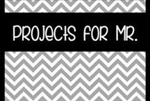 Projects for Mr.
