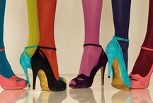 Sapatoes  / I Got The World At My Feet!    Shoes, Boots, Sandals! / by Martha Alvarez
