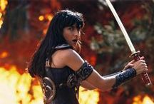 Xena / Lucy Lawless