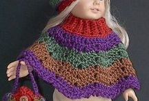 Always Crochet ~ Dolls Dolls Dolls / by Bonnie Matthews