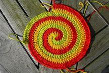 Crochet/Knit / by Amanda Proctor