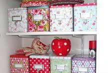 Craft Room Ideas / by Sally Redfield