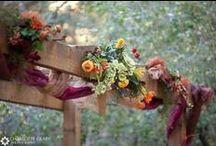 Ashlie's Wedding Inspiration (Charcoal/Navy/Pumpkin/Cream)
