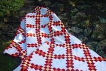 My quilts @ www.pinprickedfingers.com