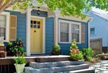 Exterior Paint colors / what colors to repaint my cottage