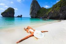 Phuket  / Phuket is one of many beautiful places in Thailand. A must visit when traveling to Asia!