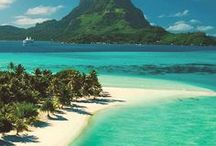 Top honeymoon destinations / All the best honeymoon ideas and top places to go