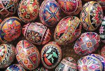 Eggs as art / by Judy Radovsky