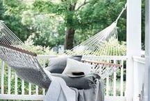 Outdoors: porches,patios,gardens