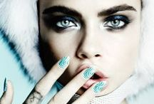 Winter Nails / Nail art ideas for Winter