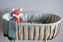 nursery ideas / adorable & stylish nursery ideas for the new baby :) / by romi w