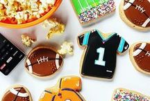 Game Day Recipes / Are you ready for some football? Here are the game day, tailgating, fan-favorite recipes that will have the home team cheering from the start of football season through Superbowl Sunday!
