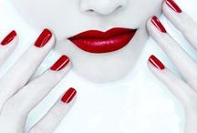 Nails in Editorial Beauty & Fashion / Editorials featuring nail art and beautiful manicures.