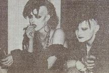 Traditional Gothic Life & Culture / Batcave,Deathrock and Post-Punk Fashion and Bands Photos
