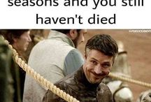 Game of Thrones / A show I love to death