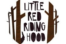 | l i t t l e R e d | / All things LRRH (Little Red Riding Hood, Le Petit Chaperon Rouge, Caputxeta Roja il·lustrada, Caperucita Roja  ...) : Art, DIY, felt, paper, papercut, poster, print, pattern, illustration, sketch, graphic, painting, drawing, watercolor, collage, graphism, design, 2D, 3D, quote ...