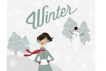 | w i n t e r M o o d | /  ❄❄❄ Winter Mood / (Ambiance, humeur et envie d'hiver !) / by lesMoutaines Bêêêêê