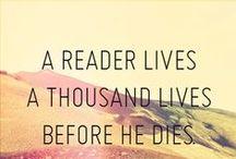 Lovely Literature / by Lizzy Jefferys