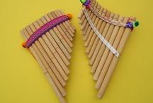 Unique Musical Instruments