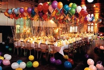 party ideas  / by April Saxon