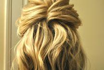 Trendy Hairstyles / by Megan Alder