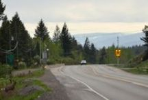 """#BCRoadTrip / The beautiful, and sometimes quirky, provincial attractions you'll find driving BC highways. We don't call it """"Beautiful BC"""" for nothing."""