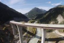 Pin Worthy Projects / A look at the BC highways, bridges and infrastructure you travel to get home and to work. The same transportation network that helps move the goods and services we enjoy.