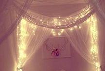 Pretty Bedrooms / by Sherri Webb