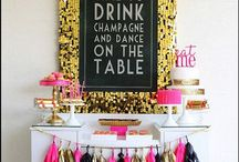 Party Ideas / by Lillie Simpson