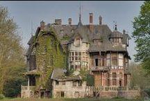 Abandoned And History / by Sherri Webb