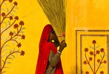 incredible india / land of contrasts / by Sarah Ahern