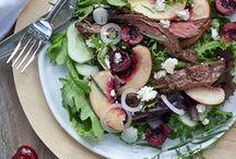 Healthy Eats + Treats / by Andrea Reidenbach