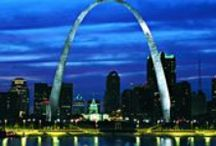St. Louis / by Scholastica Travel