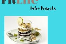 Paleo desserts- sort of cheating but I don't care! /  Check out these healthy Paleo desserts!